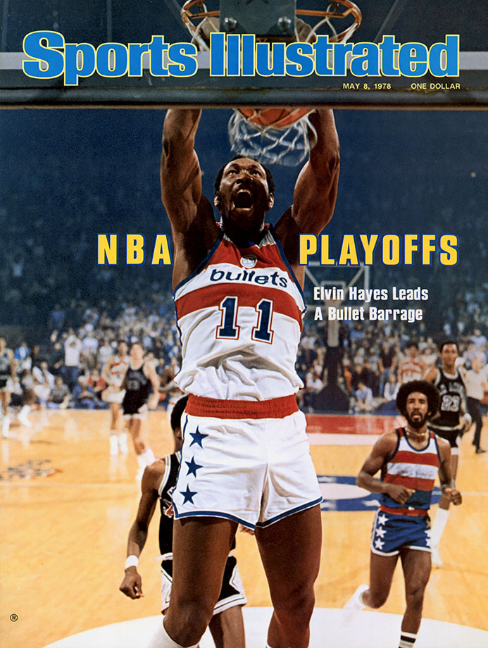 May 8, 1978 SI cover