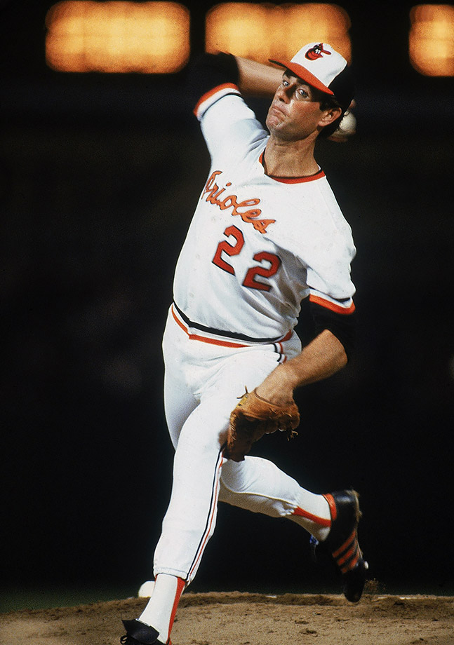October 6, 1979 — American League Championship Series, Game 1 (Baltimore Orioles vs. California Angels)