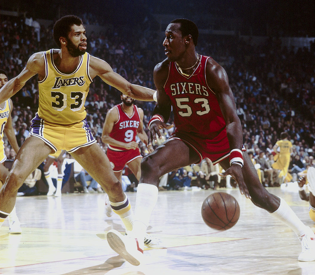 Darryl Dawkins and the extremely high expectations for the Sixers ... 9fd2ab6fe