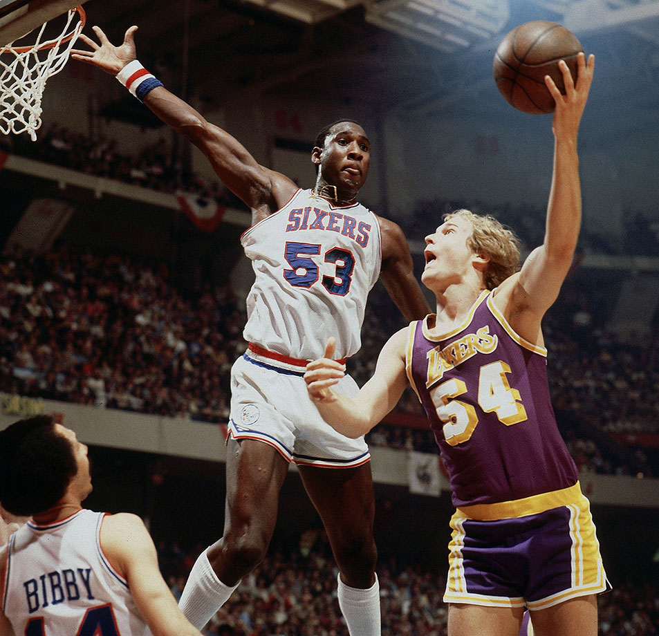 Darryl Dawkins and the extremely high expectations for the Sixers