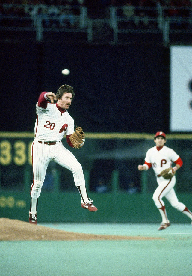 October 14, 1980 — World Series, Game 1