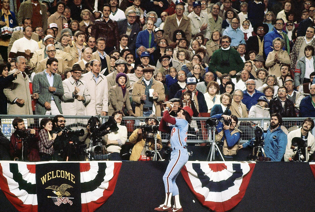 October 17, 1980 — World Series, Game 3