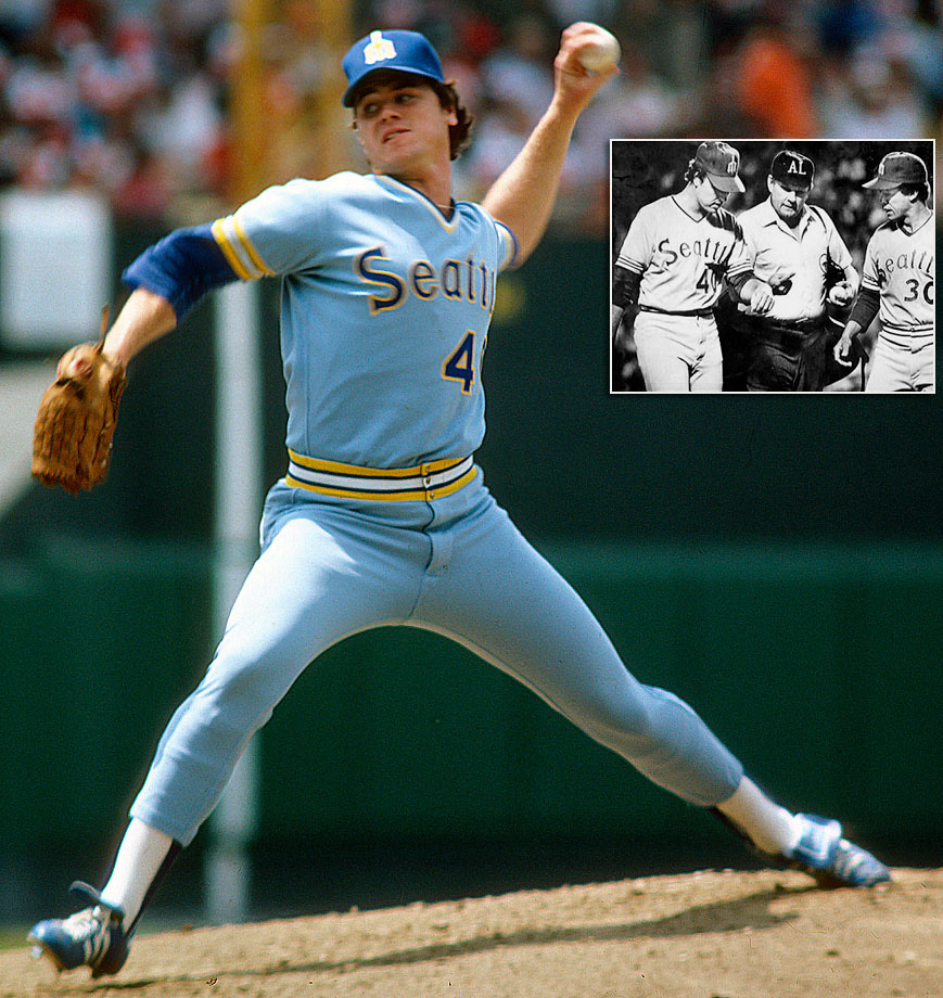 Hot Clicks: Jessica White; History of Pitchers Doctoring ...