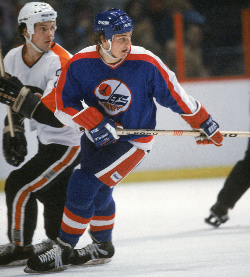 <p>Hawerchuk scored 45 goals and 58 assists his rookie season, winning the Calder Memorial Trophy in 1981-82. A five-time All-Star who scored at least 100 points in five of his first six seasons, Hawerchuk was inducted into the Hall of Fame in 2001. — Notable picks: No. 2: Doug Smith, C, Los Angeles Kings | No. 4: Ron Francis, C, Hartford Whalers | No. 8: Grant Fuhr, G, Edmonton Oilers | No. 15: Al MacInnis, D, Calgary Flames | No. 40: Chris Chelios, D, Montreal Canadiens | No. 56: Mike Vernon, G, Detroit Red Wings | No. 72: John Vanbiesbrouck, G, New York Rangers</p>