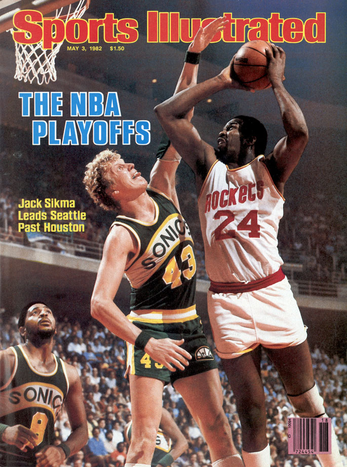 May 3 1982 SI Cover