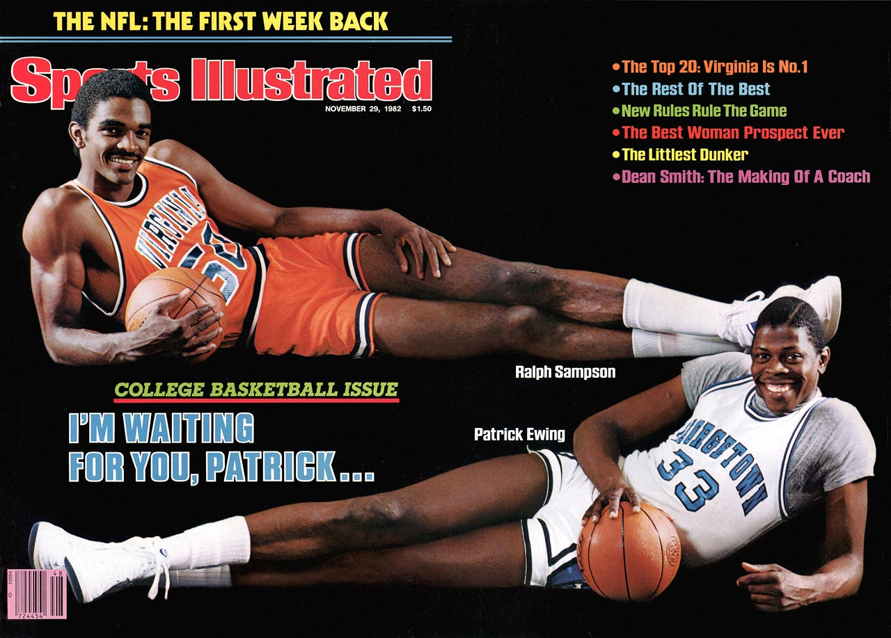 1982 College Basketball Preview Issue
