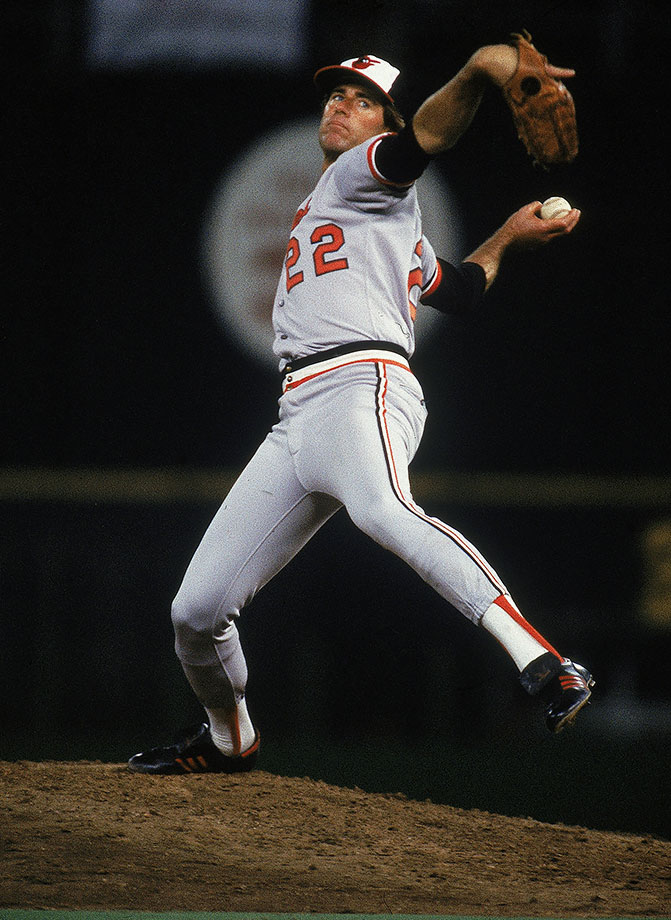 October 14, 1983 — World Series, Game 3 (Baltimore Orioles vs. Philadelphia Phillies)