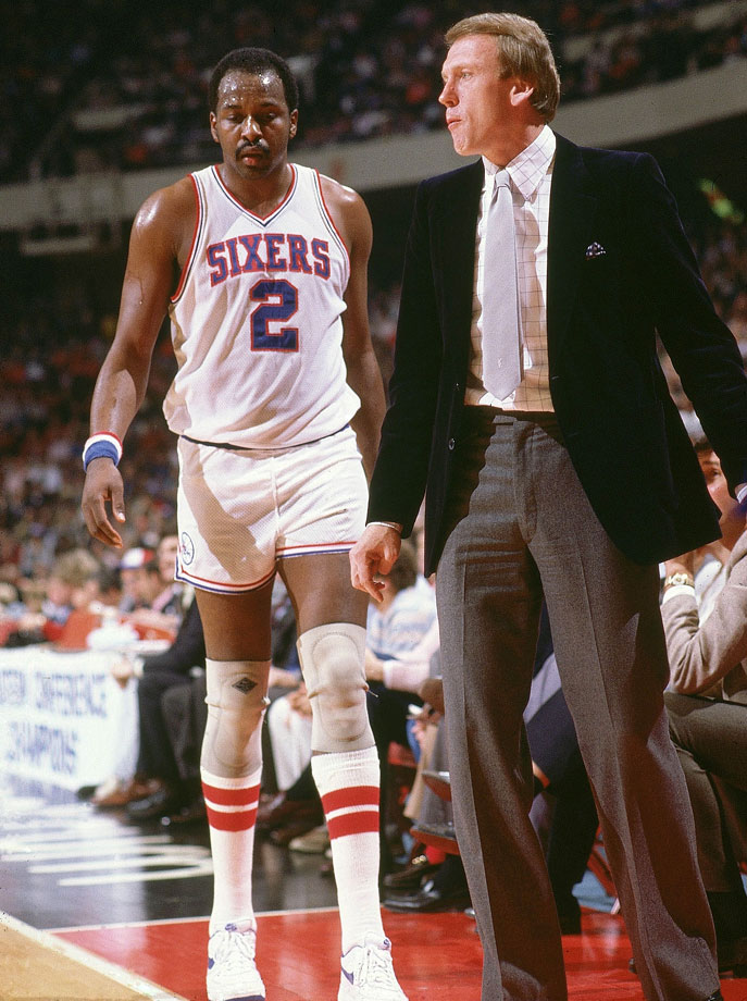 1983 NBA Eastern Conference Finals — Game 1