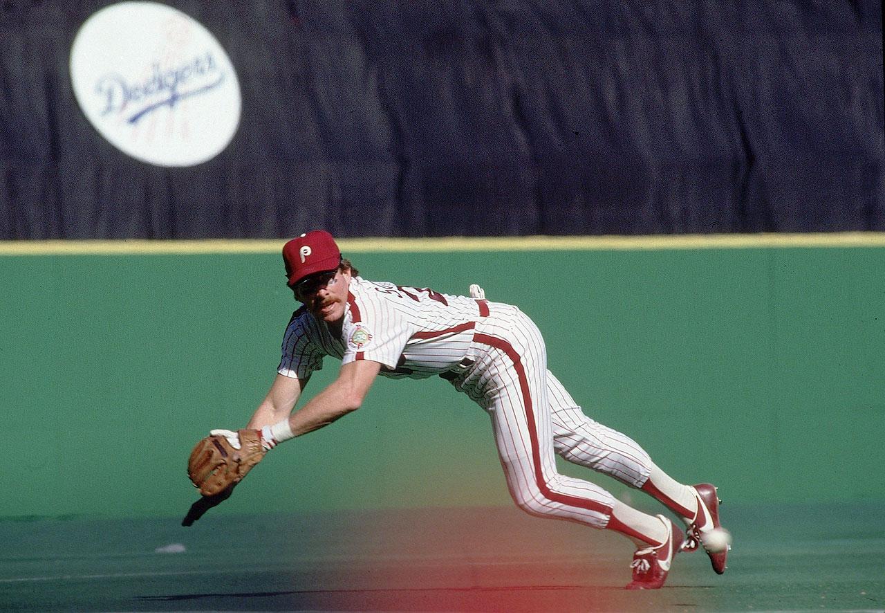 October 15, 1983 — World Series, Game 4