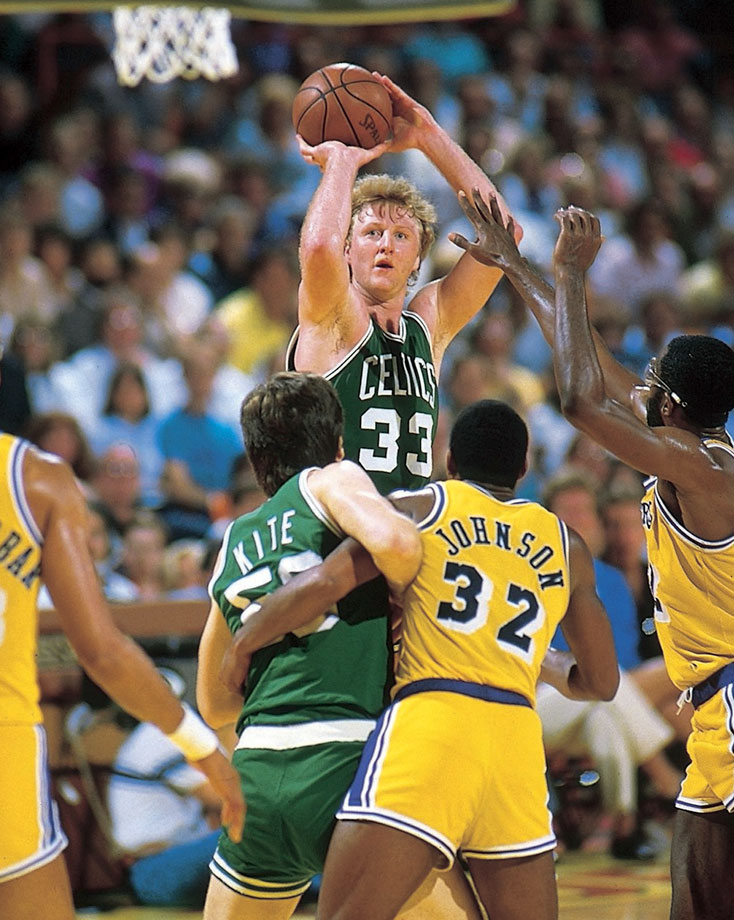 June 2, 1985 — NBA Finals, Game 3