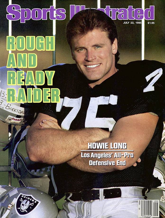 July 22, 1985 Sports Illustrated cover