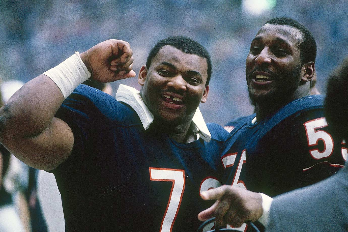 Nov. 17, 1985 — Chicago Bears vs. Dallas Cowboys