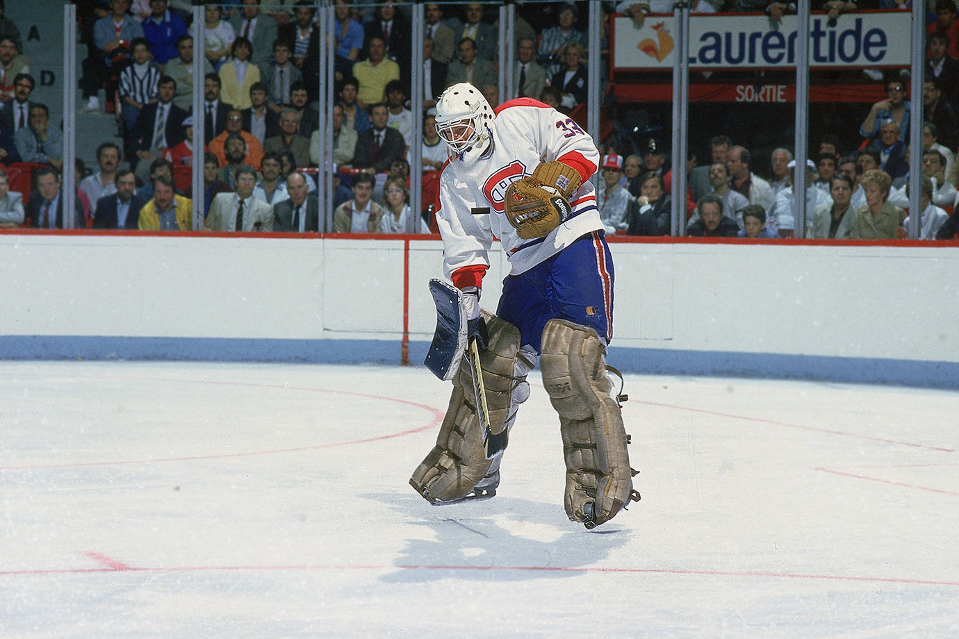 May 9, 1986 — Prince of Wales Conference Finals, Game 5 (Canadiens vs. Rangers)