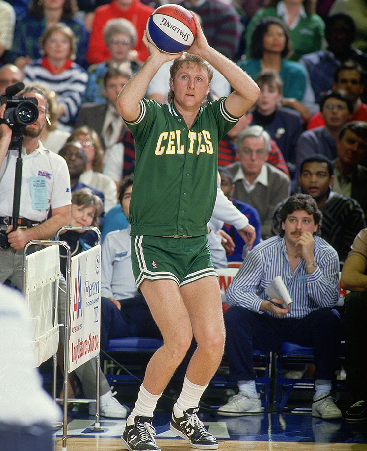 Feb. 8, 1987 — NBA All-Star Three Point Contest