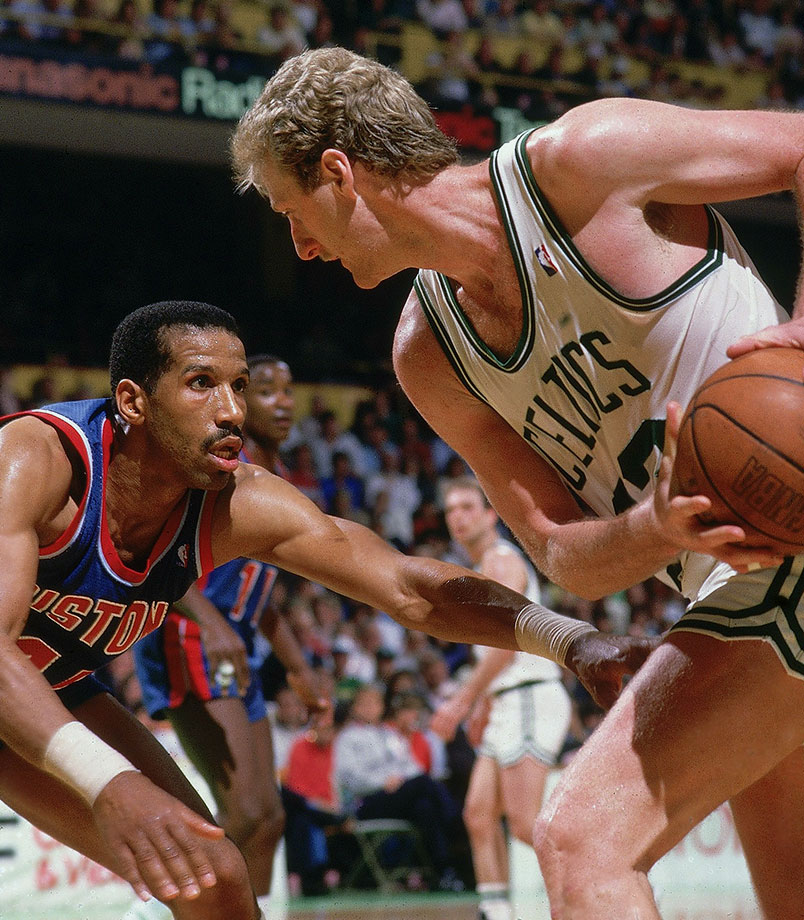 May 21, 1987 — Eastern Conference Finals, Game 2