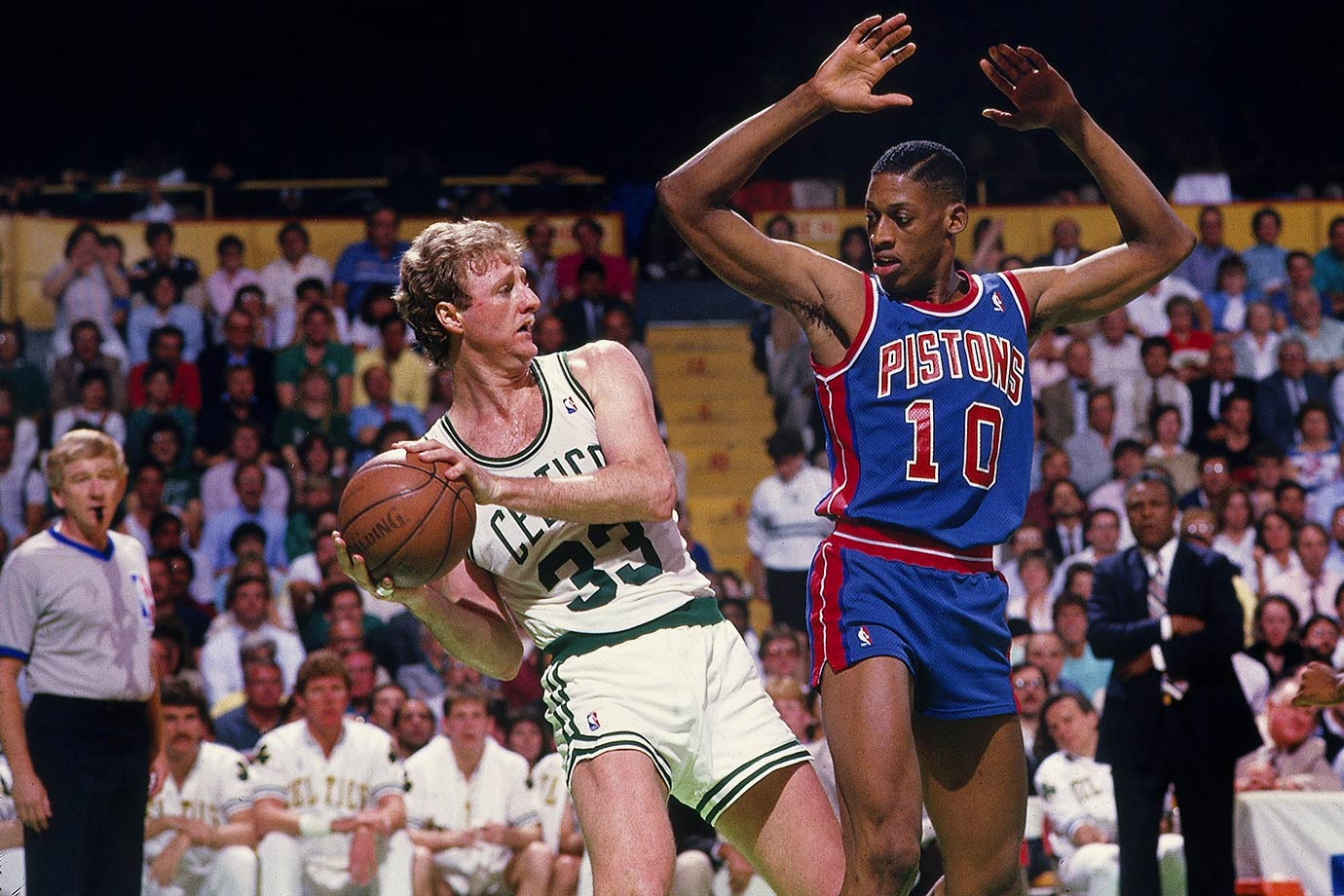 May 26, 1987 — Eastern Conference Finals, Game 5