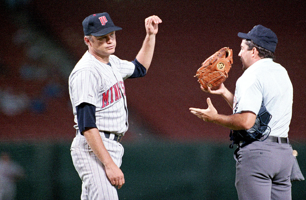 Days before Gross' incident, Minnesota's Joe Niekro got a 10-day suspension of his own after being caught with an emery board and sandpaper in his back pocket.