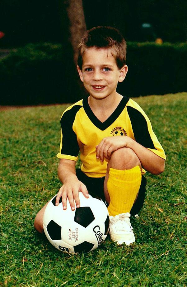 Kid Size Soccer