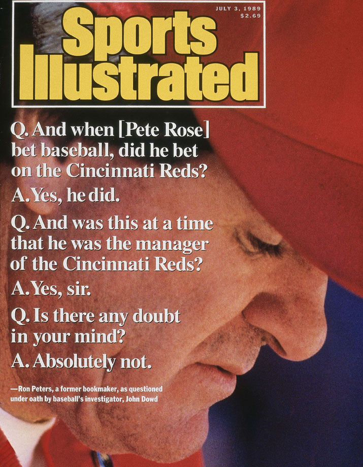 Image result for pete rose time cover
