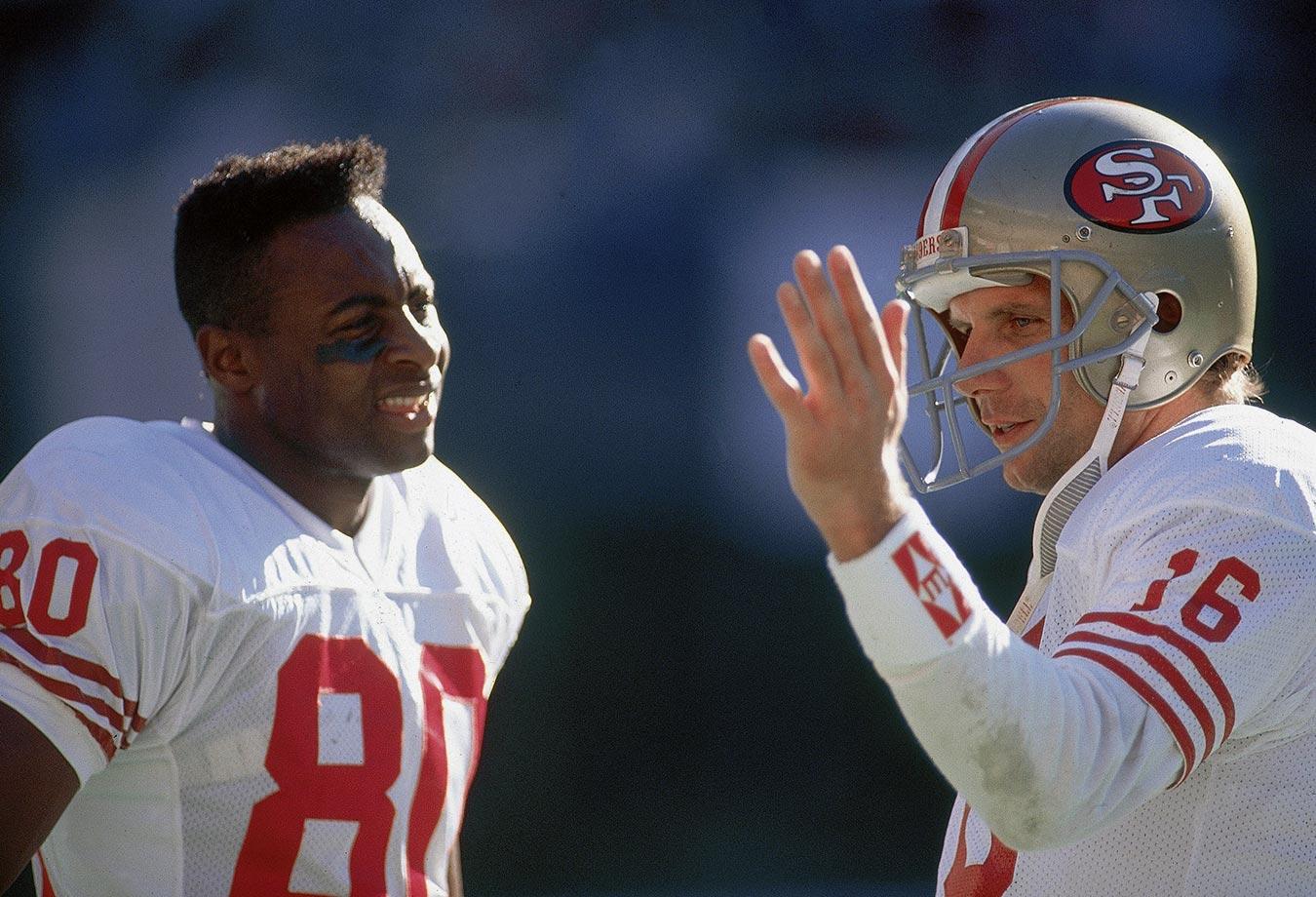 Dec. 9, 1990 — San Francisco 49ers vs. Cincinnati Bengals