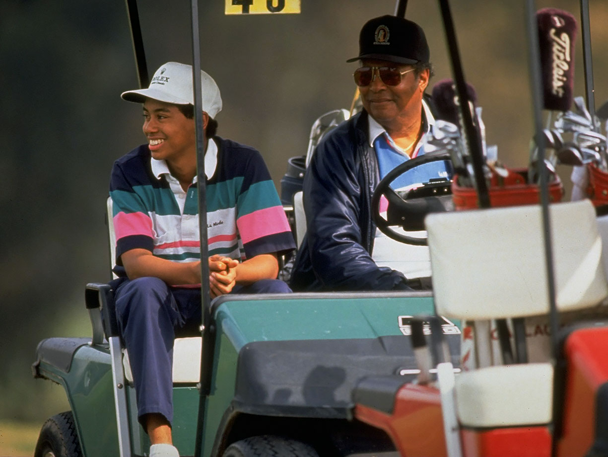 Feb. 15, 1991 — Los Angeles Open qualifier
