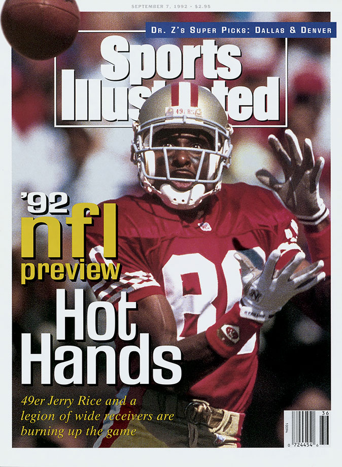 Sept. 7, 1992 SI cover