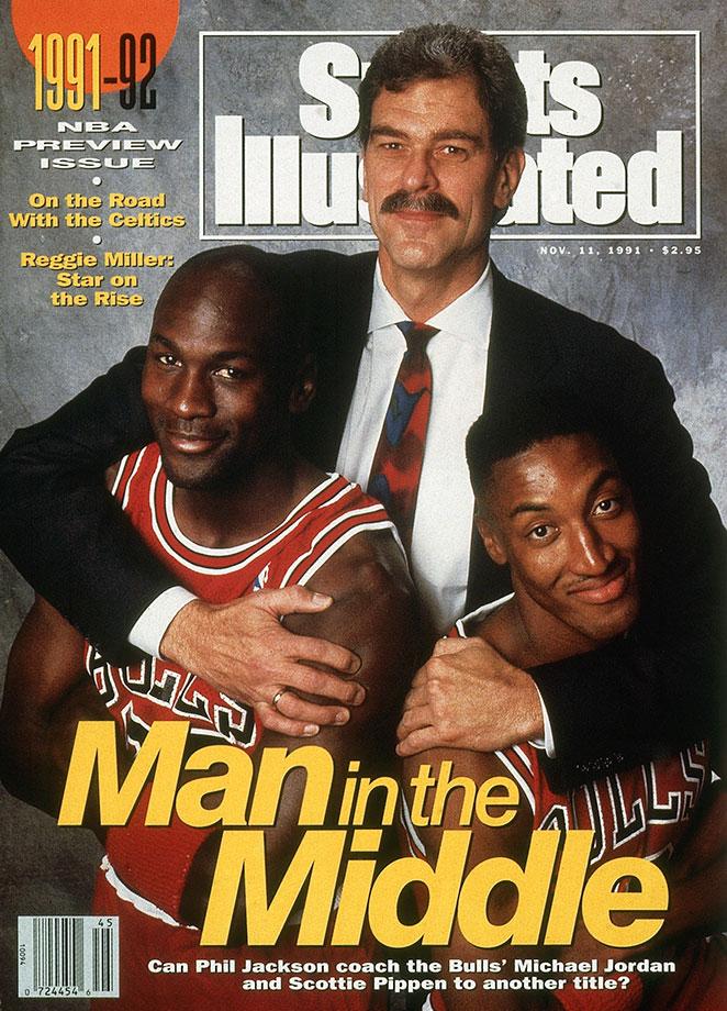 November 11, 1991 SI cover