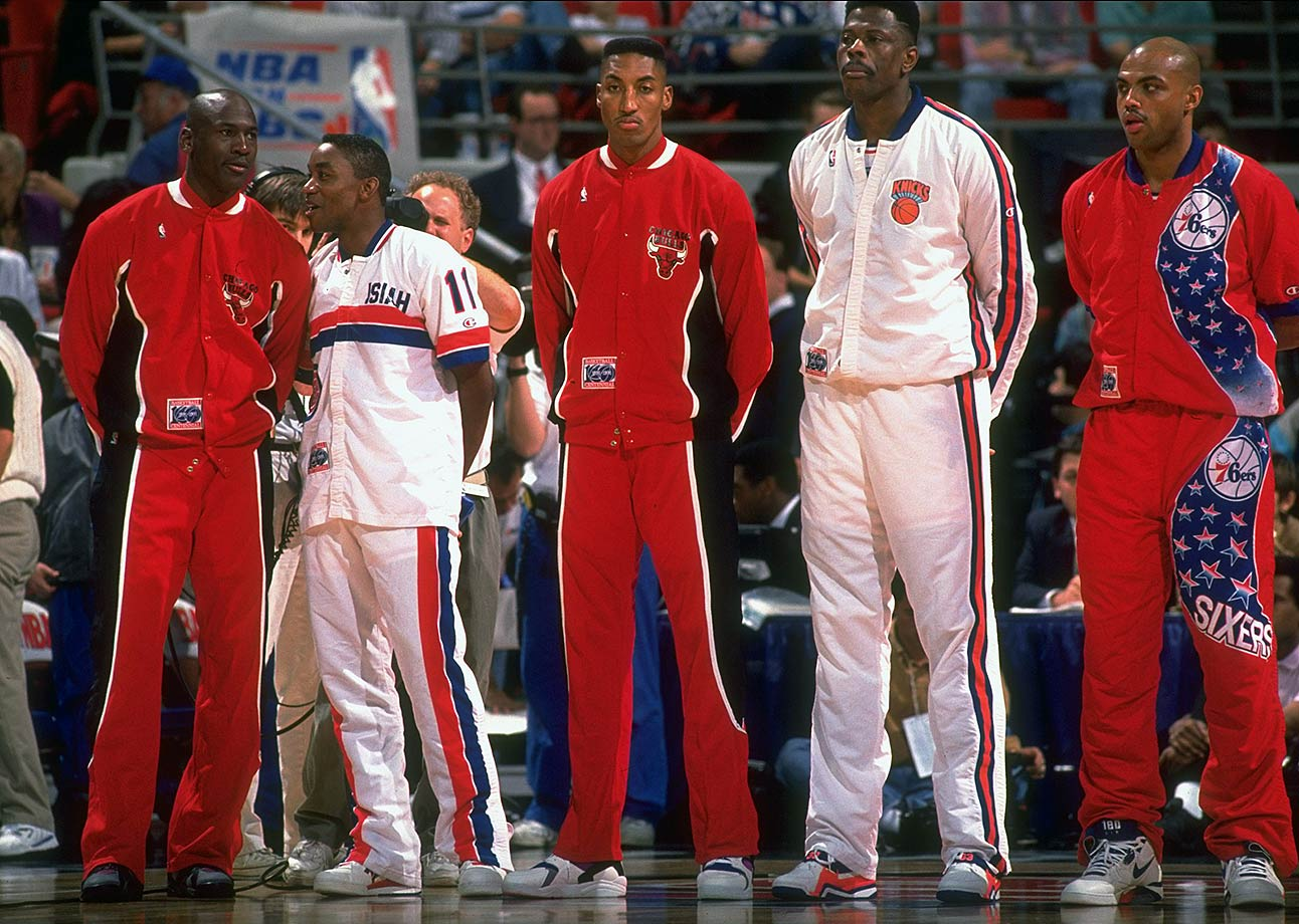 February 8, 1992 — NBA All-Star Game