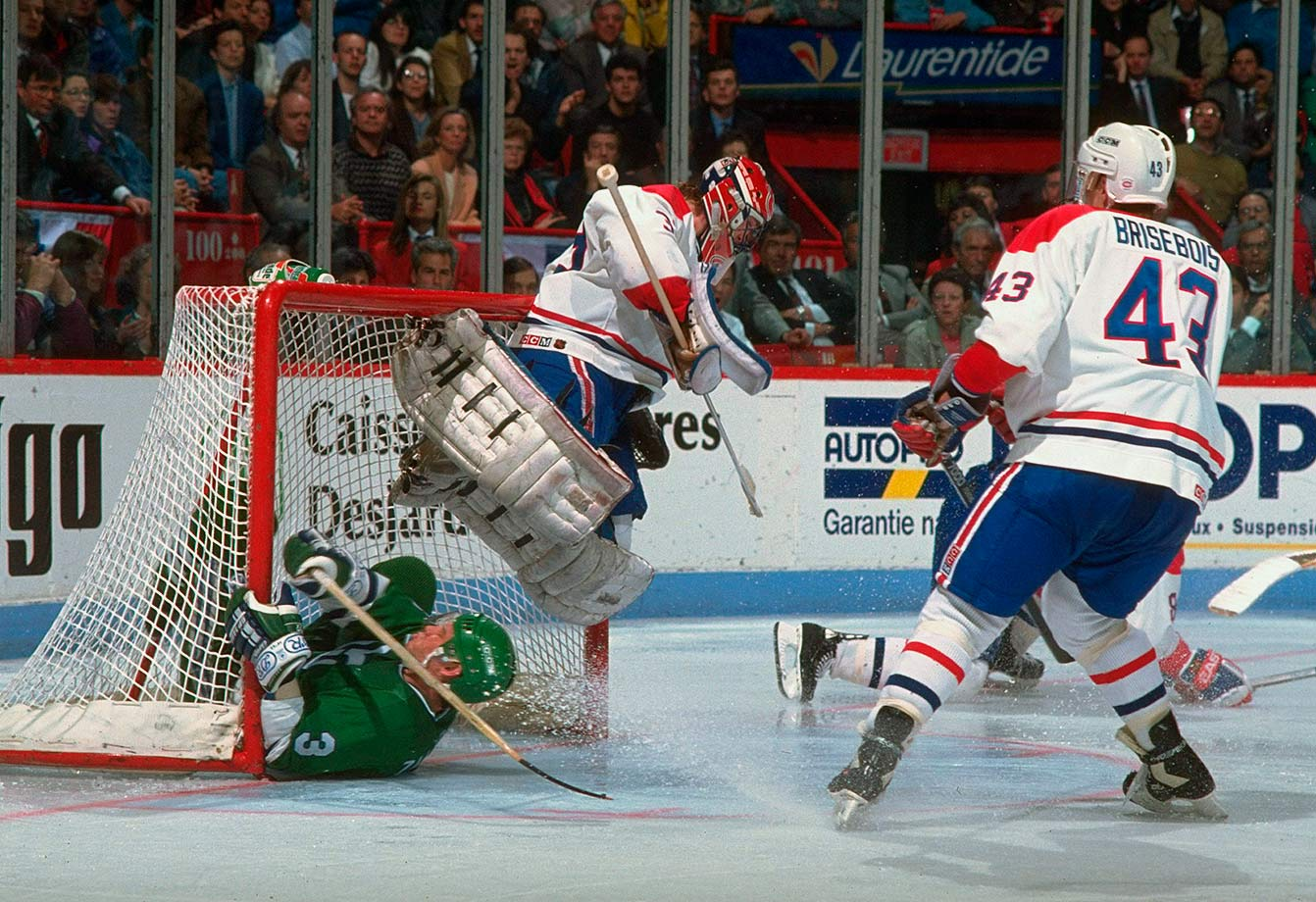 May 1, 1992 — Adams Division Semifinals, Game 7 (Canadiens vs. Whalers)