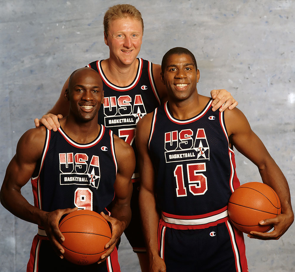 June 23, 1992 — Team USA, Summer Olympics