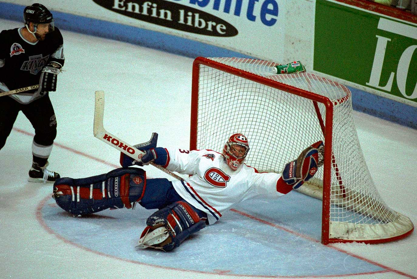 June 1, 1993 — Stanley Cup Final, Game 1 (Canadiens vs. Kings)