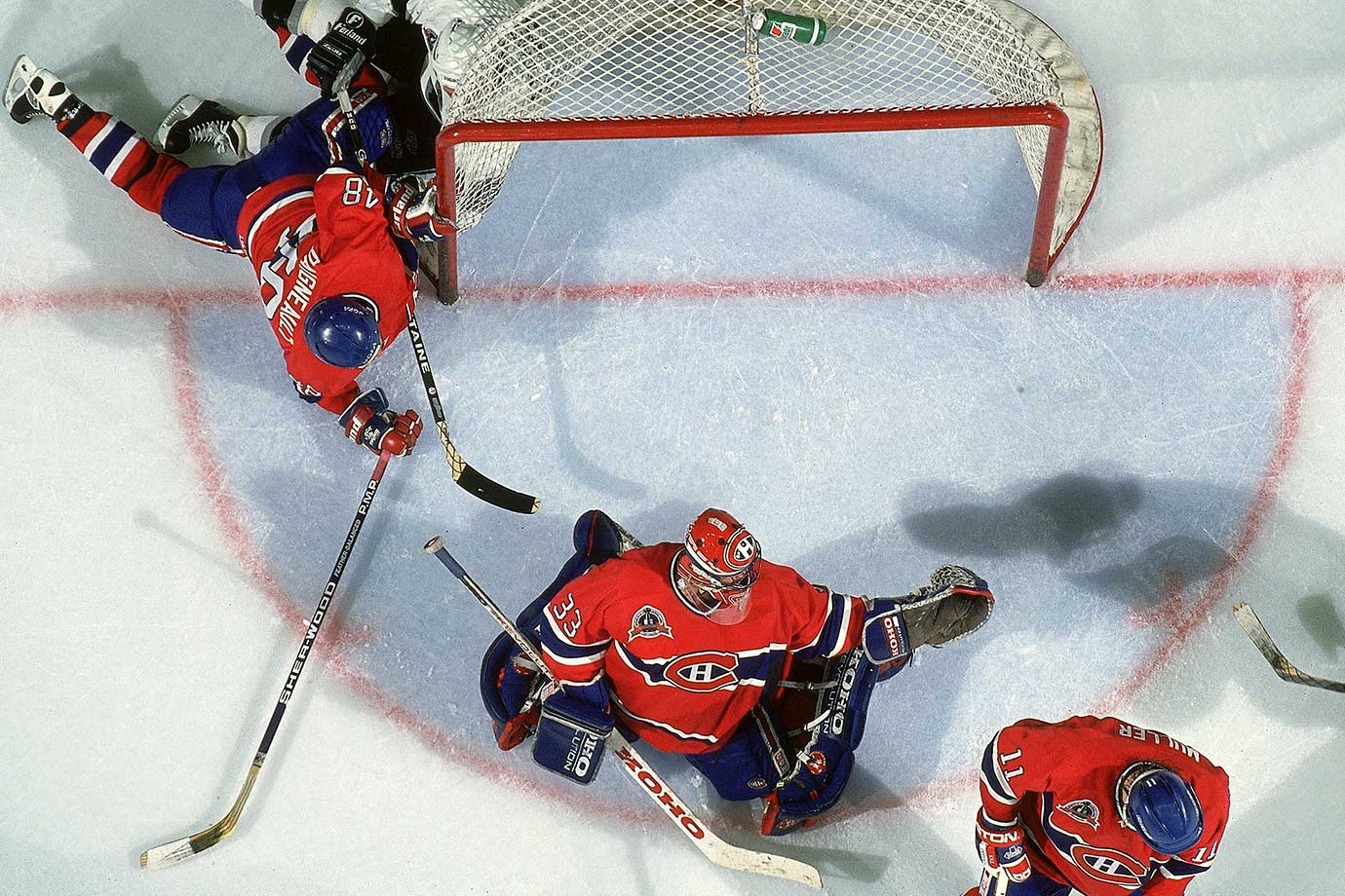 June 7, 1993 — Stanley Cup Final, Game 4 (Canadiens vs. Kings)