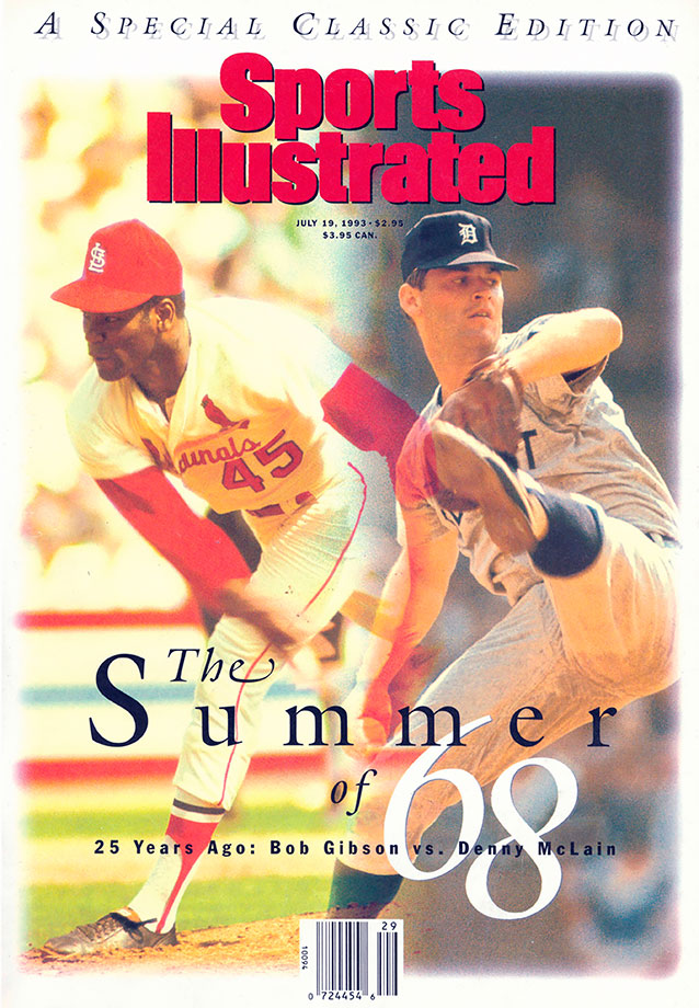 July 19, 1993 Sports Illustrated cover