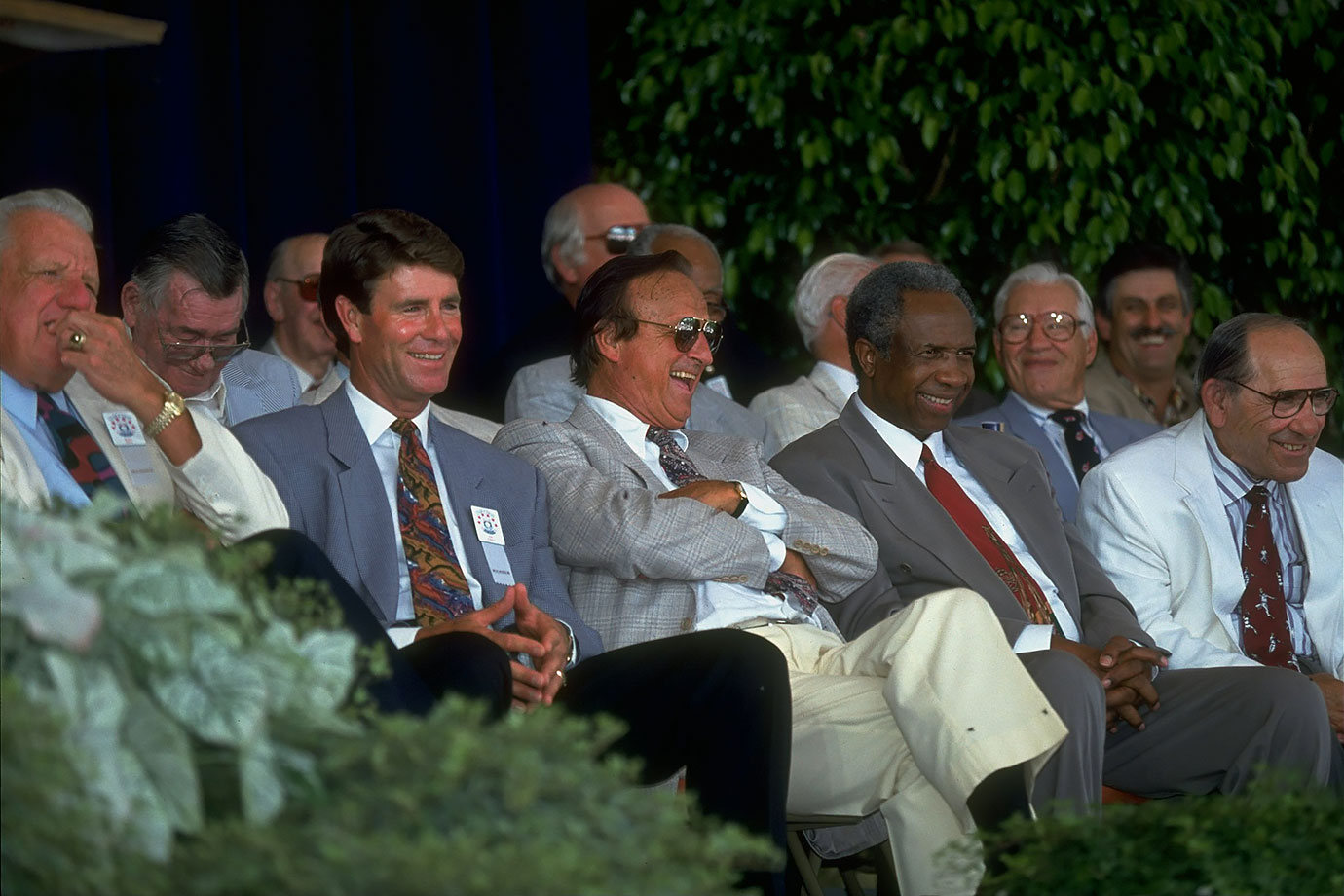 August 1, 1993 — Hall of Fame Induction Ceremony