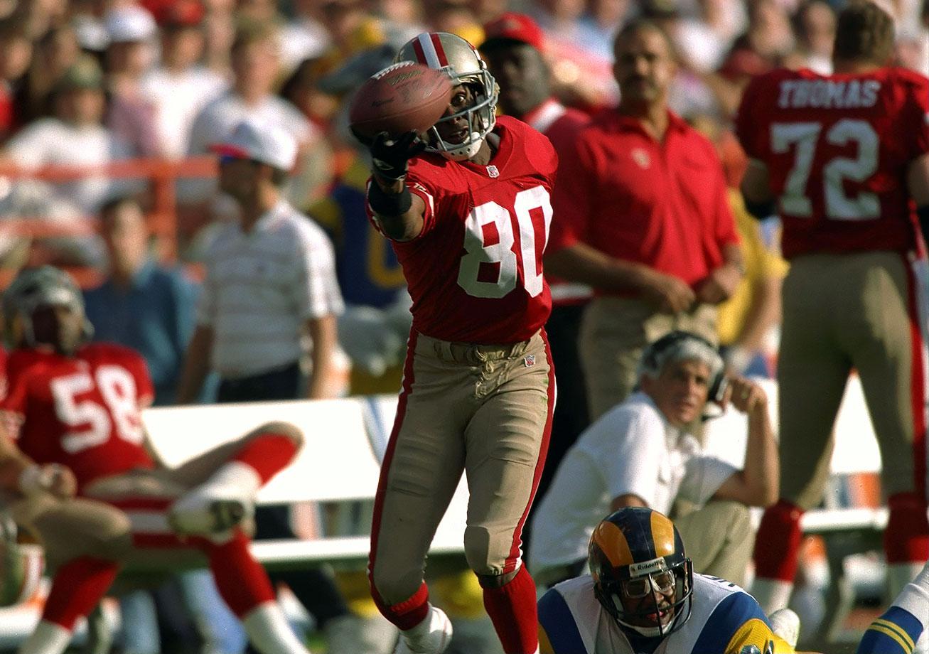 Nov. 28, 1993 — San Francisco 49ers vs. Los Angeles Rams