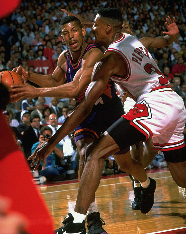 June 16, 1993 — NBA Finals, Game 4
