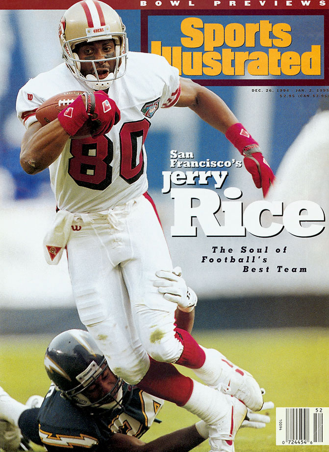 Dec. 26, 1994 SI cover