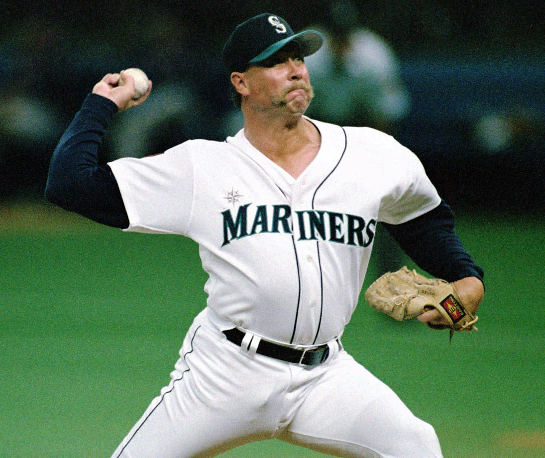 Gossage's career came to an end with the Seattle Mariners in the strike-shortened 1994 season. He recorded his 310th and final career save on Aug. 8 versus the Rangers, pitching the last three innings of a 14-4 win.