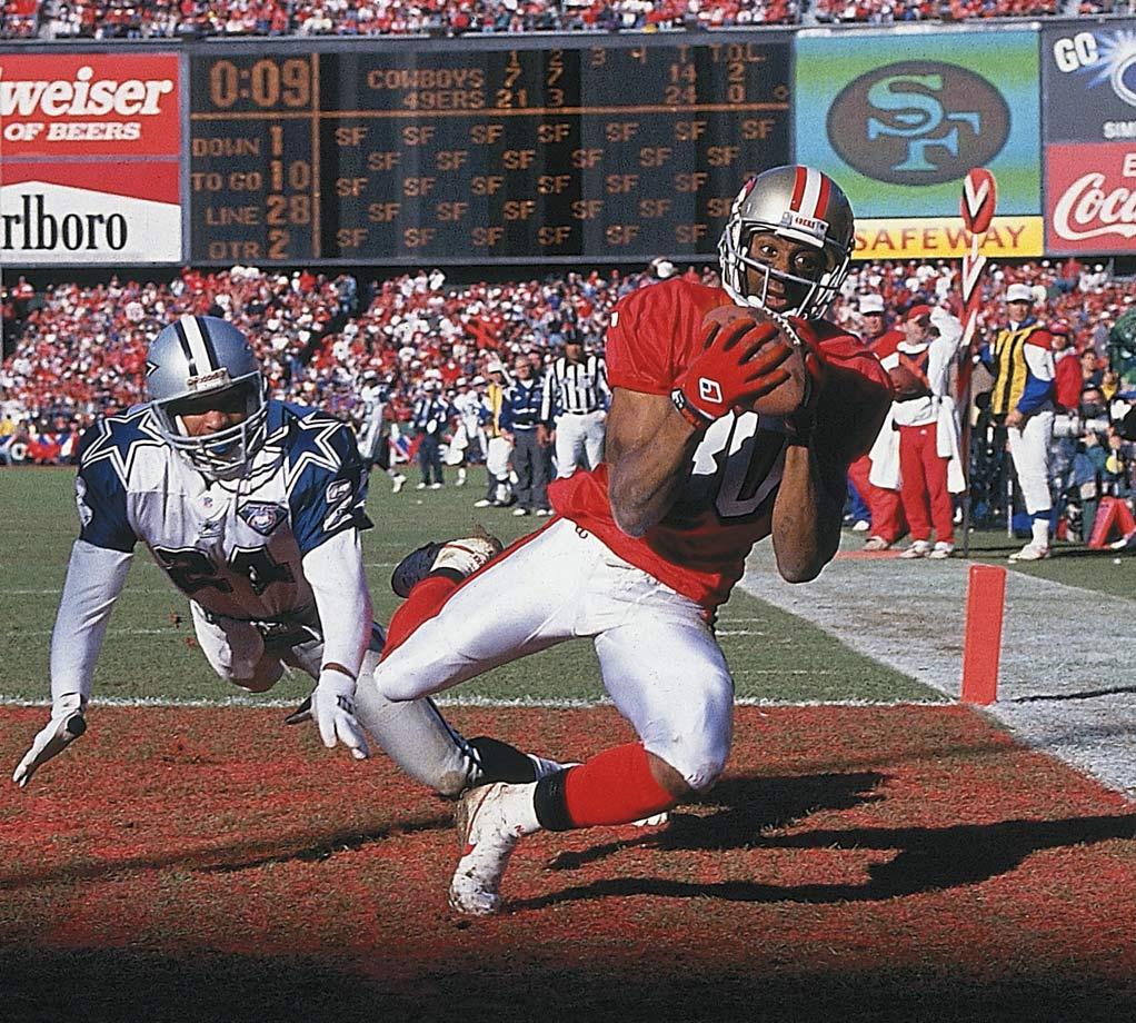 Jan. 15, 1995 — NFC Championship (San Francisco 49ers vs. Dallas Cowboys)
