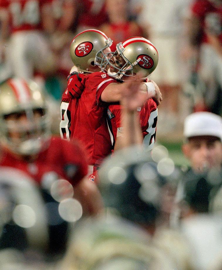 Jan. 29, 1995 — Super Bowl XXIX (San Francisco 49ers vs. San Diego Chargers)