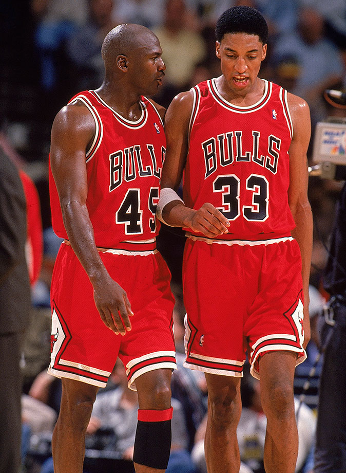 March 19, 1995 — Chicago Bulls vs. Indiana Pacers