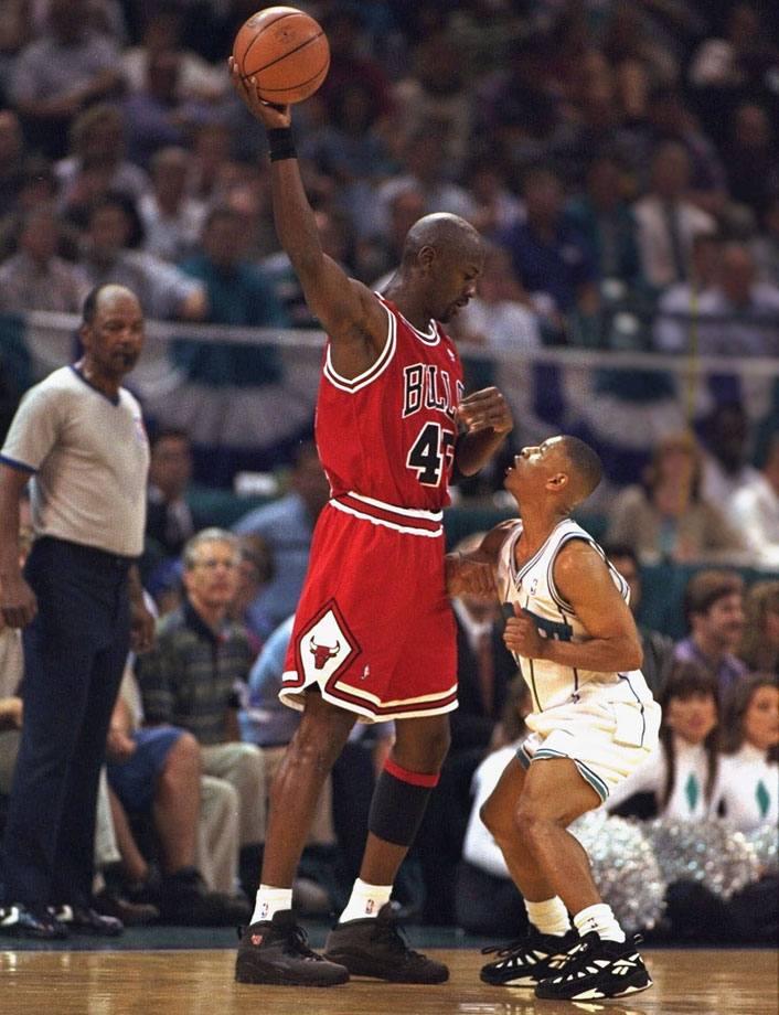1995 Eastern Conference Quarterfinals