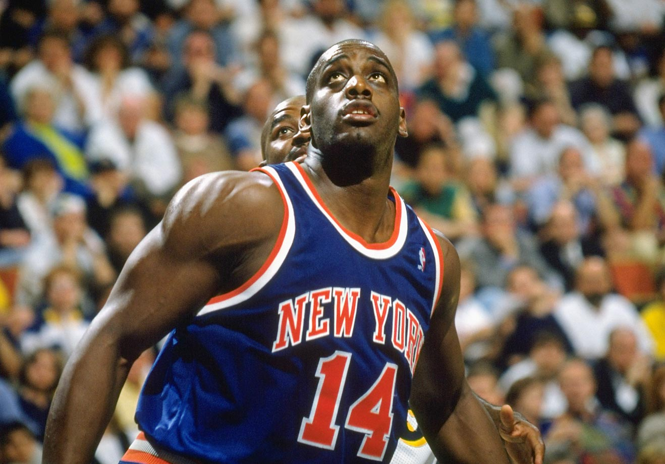 buy online 6f3ef 6fc1b Anthony Mason dies at 48; former Knicks standout passes away ...
