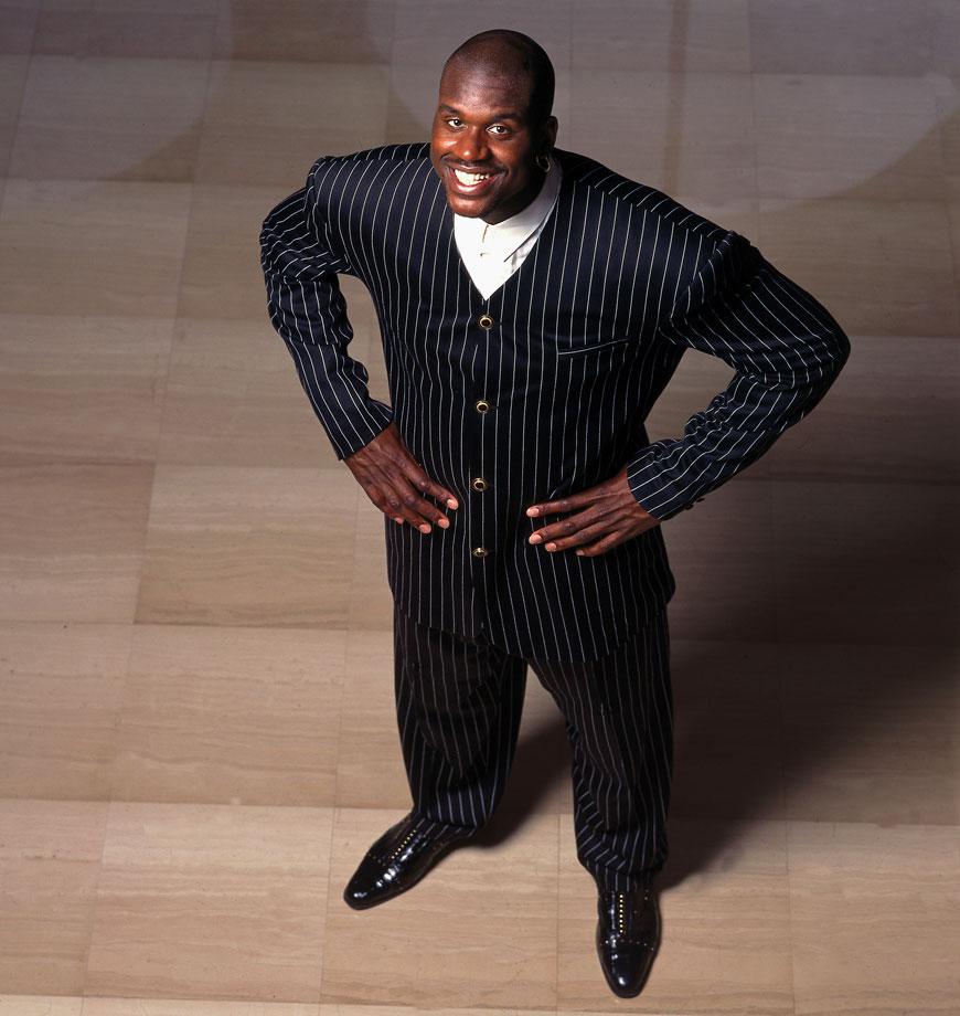 Shaq Wears All Reebok Nike Meeting | Sole Collector