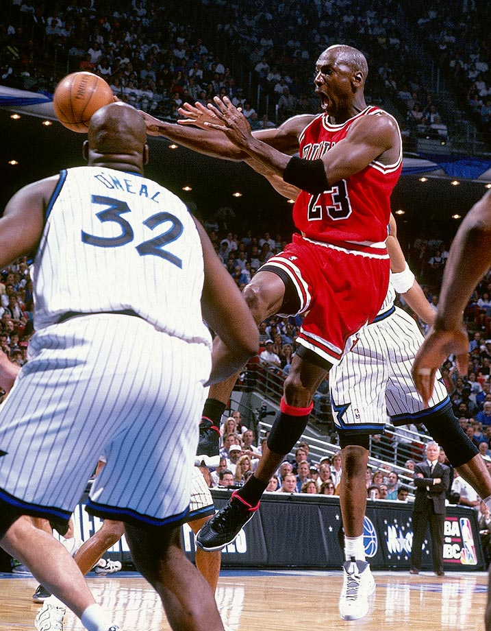May 25, 1996 — Eastern Conference Finals, Game 3