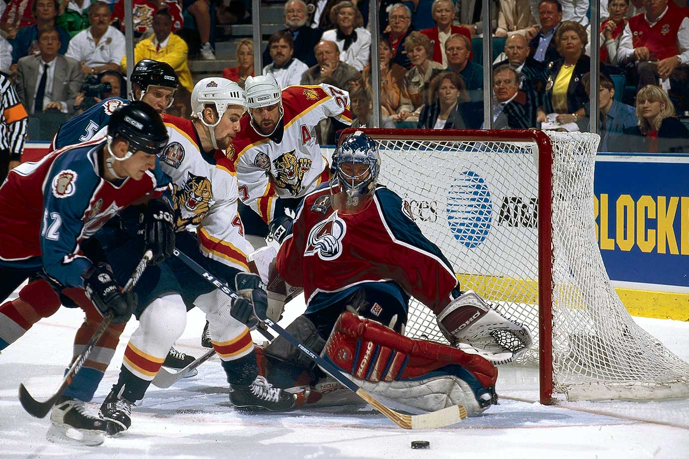 June 8, 1996 — Stanley Cup Final, Game 3 (Avalanche vs. Panthers)