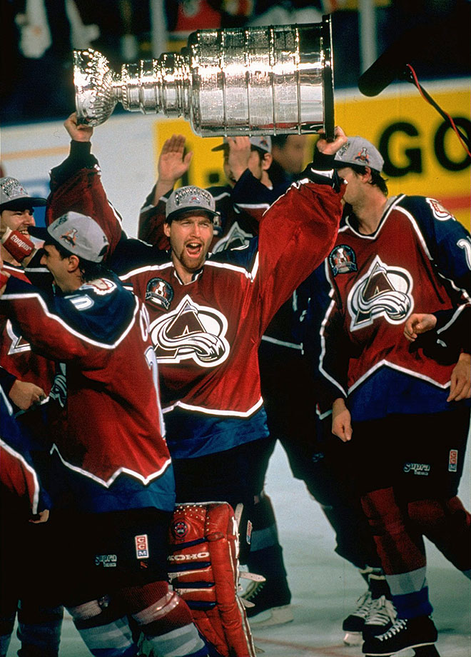 June 10, 1996 — Stanley Cup Final, Game 4 (Avalanche vs. Panthers)