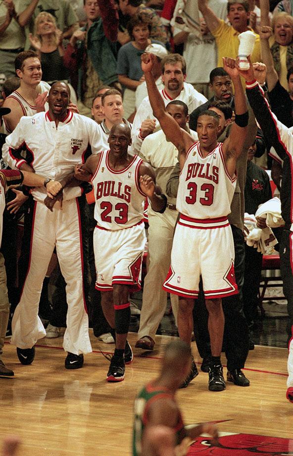 June 16, 1996 — NBA Finals, Game 6