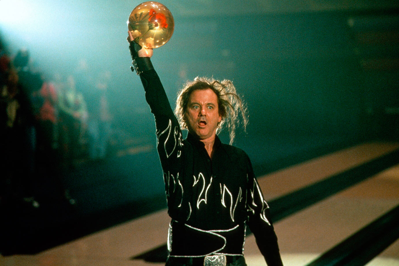 Bill Murray plays Ernie McCracken in the 1996 film 'Kingpin.'