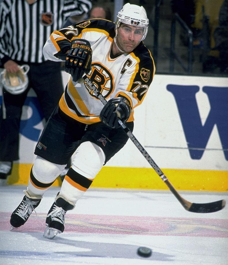 Feb. 6, 1997 — Boston Bruins vs. Hartford Whalers